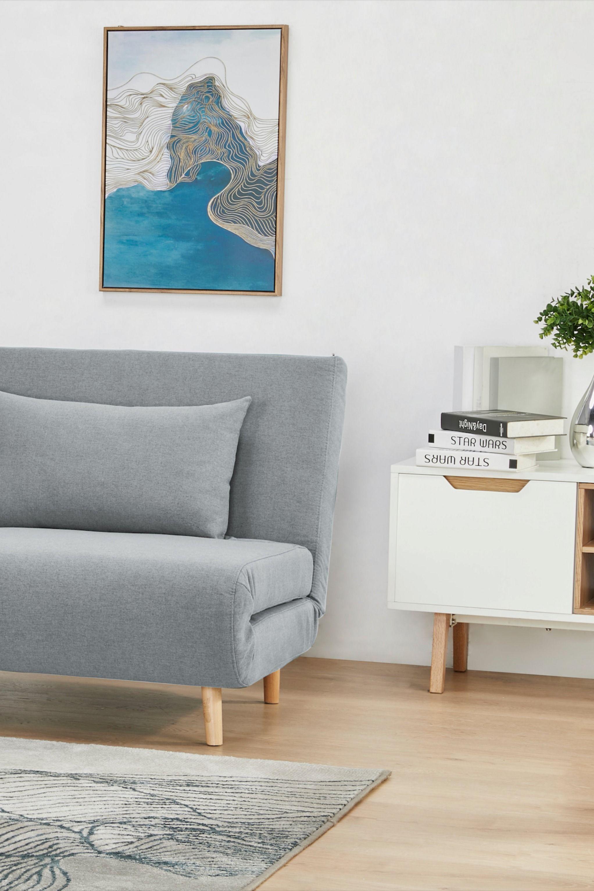 Noel Sofa Bed Cozy Hipvan Small Lounge Chairs Corner Sofa