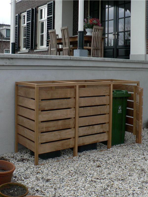 kliko ombouw driedubbel zonder dak (Diy Garden Storage) exterieur - Leroy Merlin Store Exterieur