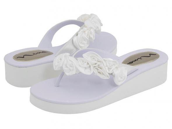 I Finally Found My Wedding Shoes But Want To Find Some Wedge Flip Flops Just In Case Can T Wear Heels All Night
