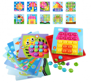 Pegboard For 3 Year Old Girls Presents Daughter Gifts Granddaughter Birthday Best Toys