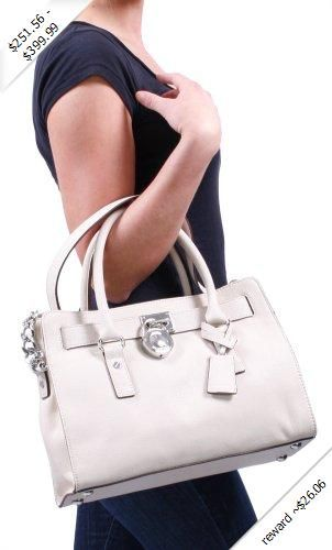 MICHAEL KORS Hamilton East/West Satchel Womens Handbag