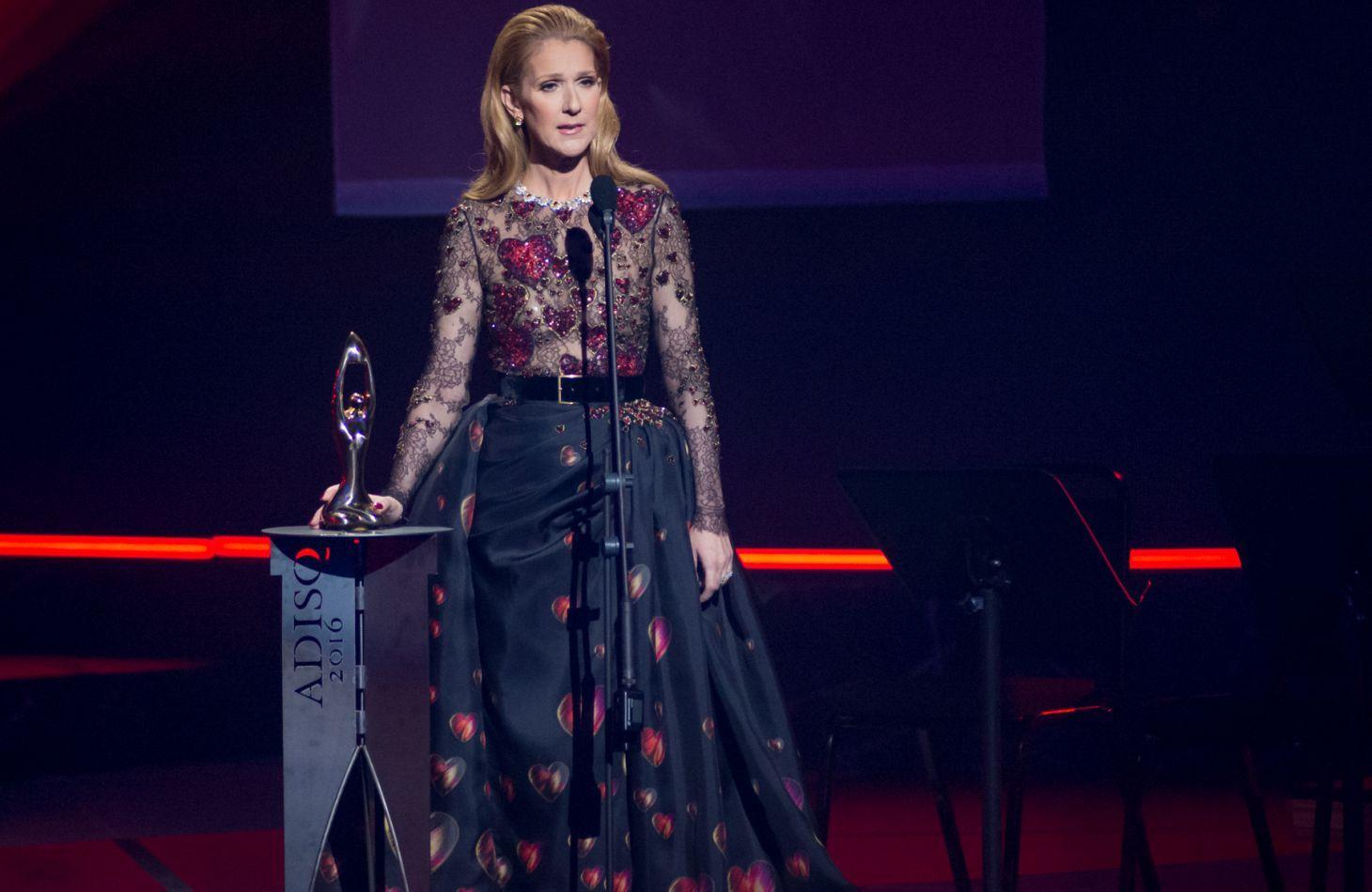 Celine Dion - Avec le temps - Gala de LADISQ 2016