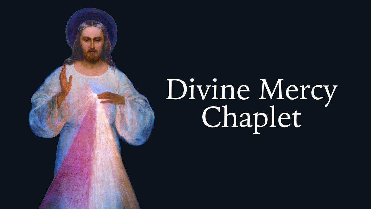 Divine mercy chaplet divine mercy chaplet divine mercy