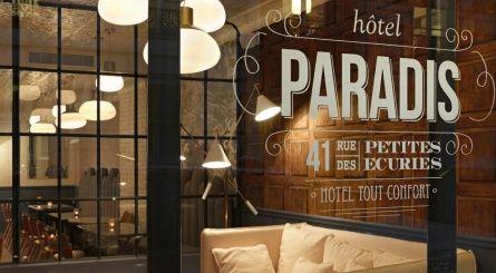 Hotel Paradis Paris***