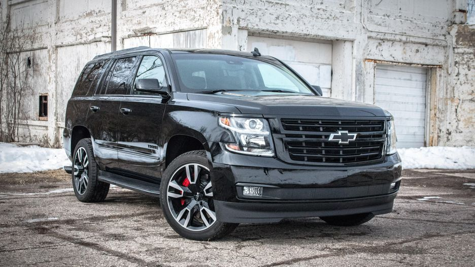 2018 Chevrolet Tahoe Rst Meaner Looks And Performance Chevrolet