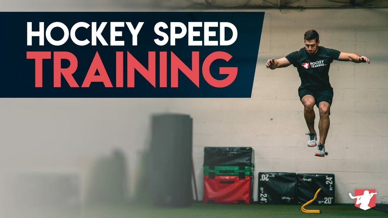 Hockey Speed Training For Small Spaces Hockey Training Hockey Workouts Speed Training