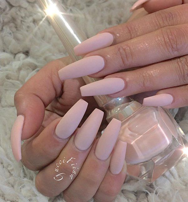 50 Matte Nail Polish Ideas | Matte nail polish, Matte nails and Hair ...