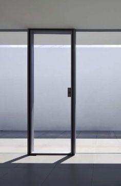 Shinichi Ogawa And Associates Minimalist House Through