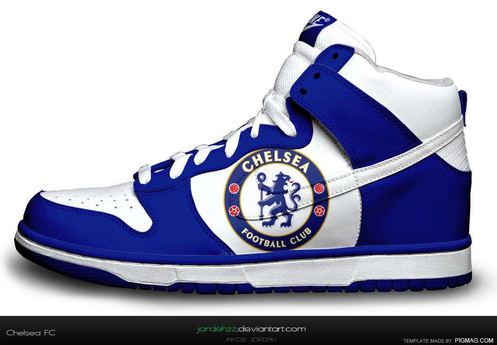 chelsea fc nike shoes