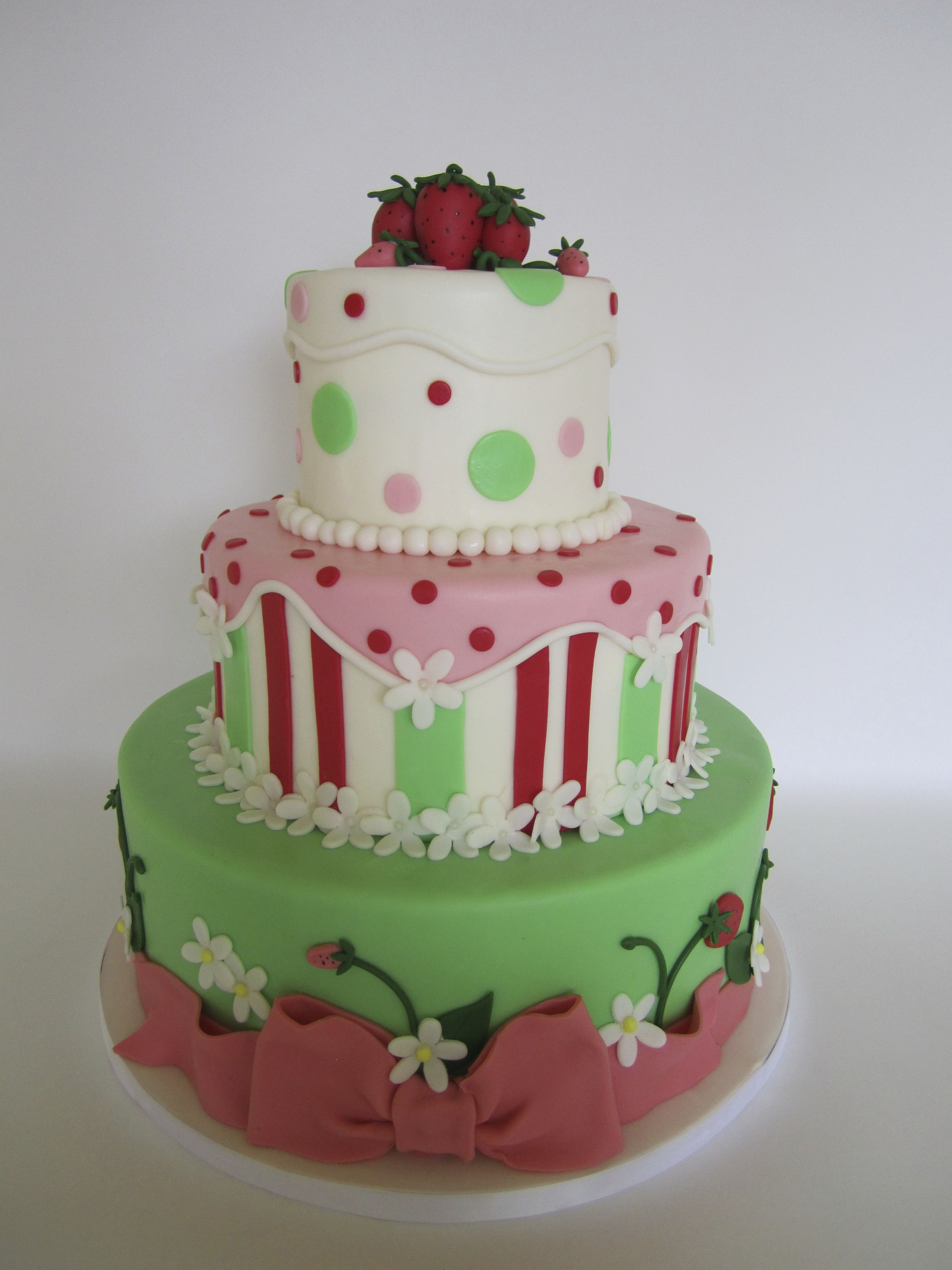 Nothing short about this strawberry shortcake!