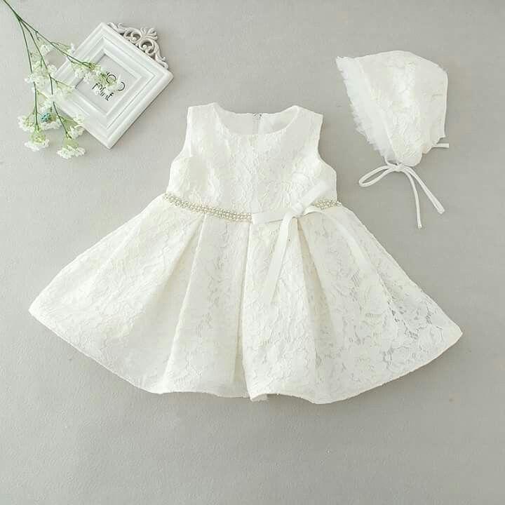 Newborn baby girl vestidos con tapa super back bow diamand cinturón vestidos  de bautizo del bebé cumpleaños 1 años dress vestido infantil 0eea2f959e08