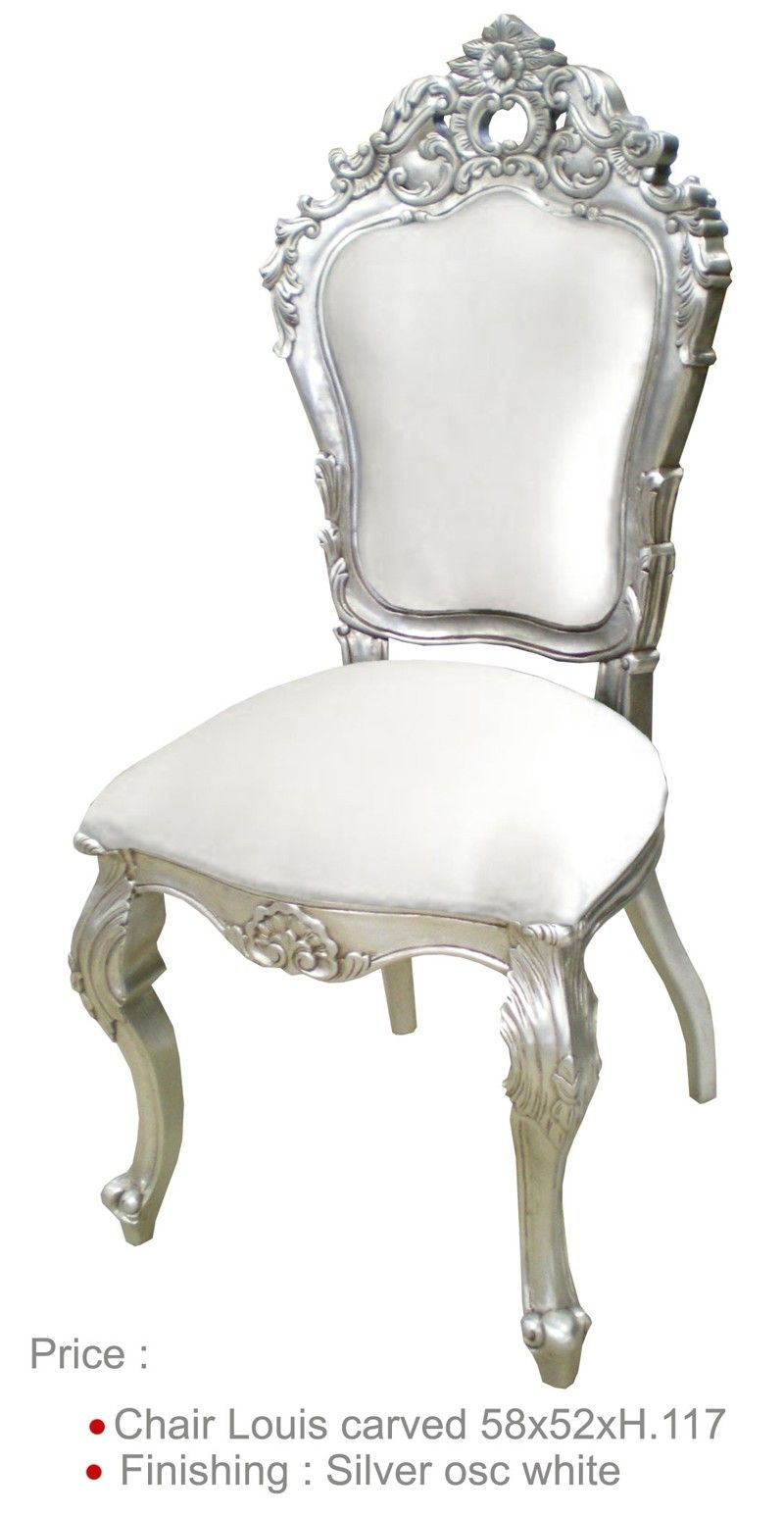 Chaise Mariage Blanche Pinterest Vanities Decoration And House