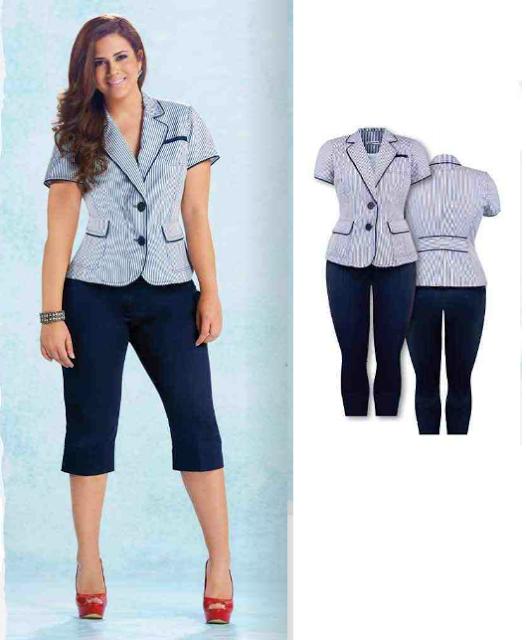 local argumento Rafflesia Arnoldi  chaqueta manga corta | Pantalones para gorditas, Ropa de moda 2018, Ropa