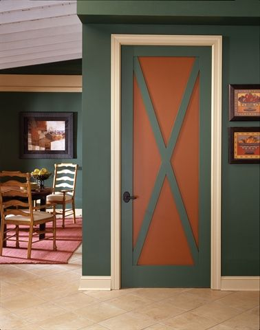 Interior Door Country Style Cottage Style Barn House Living