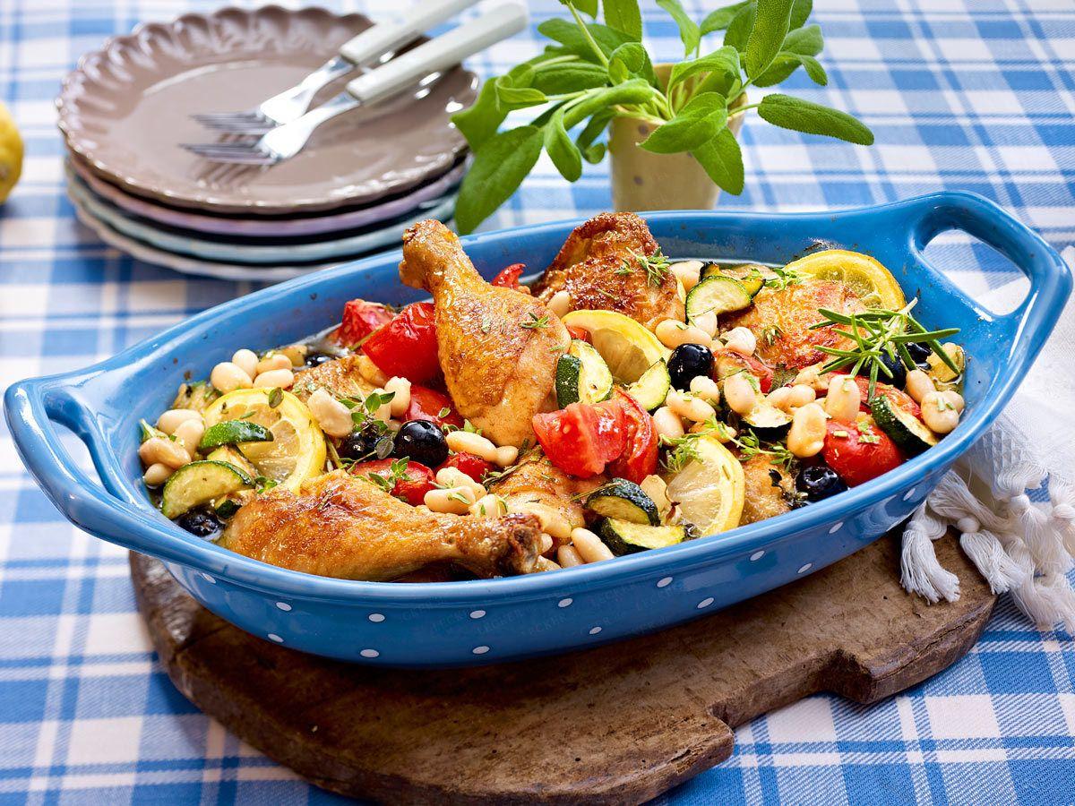 Mediterrane Küche - Rezepte vom Mittelmeer | Mediterrane ...