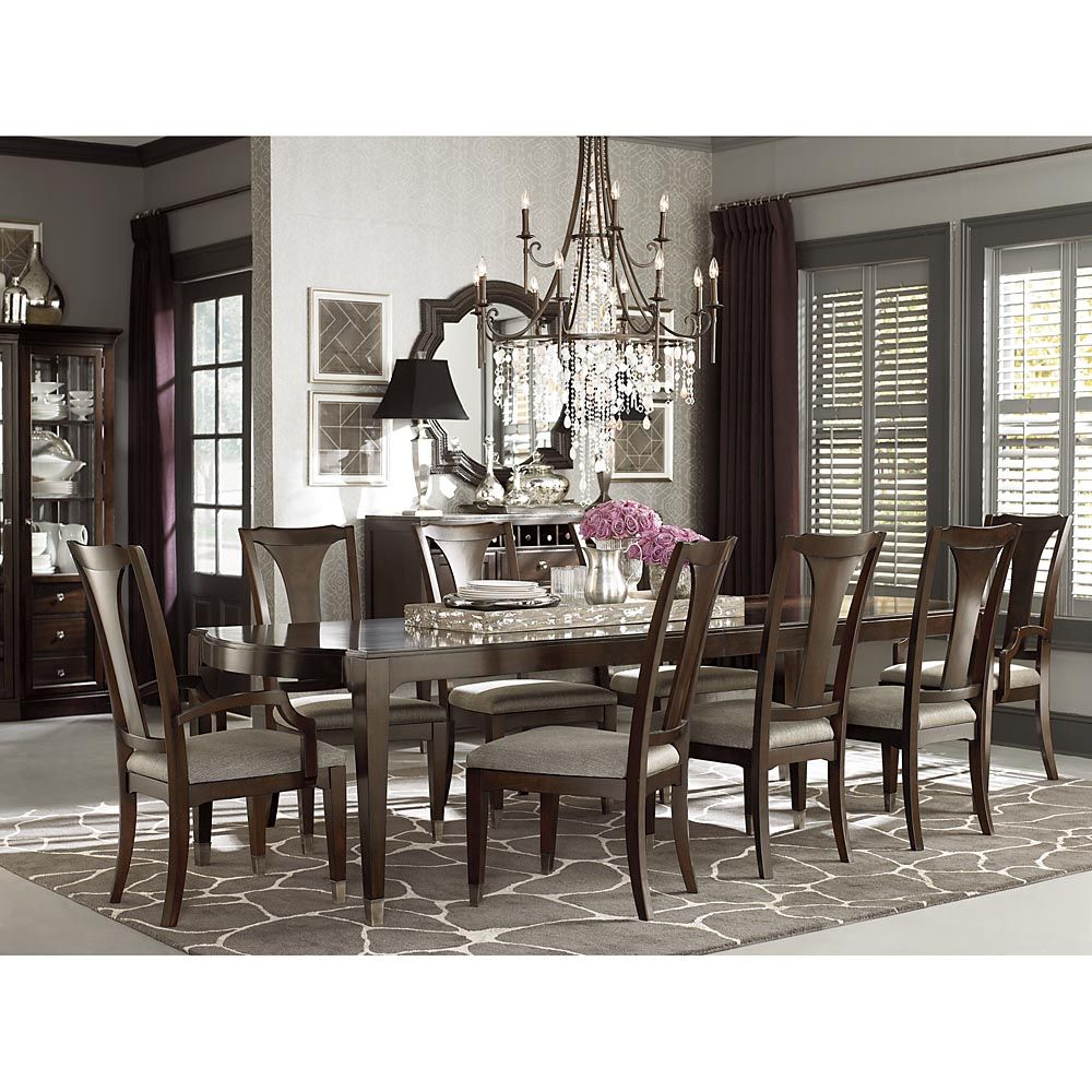 friday - 8/3/12 - cosmopolitan rectangular dining table | dream