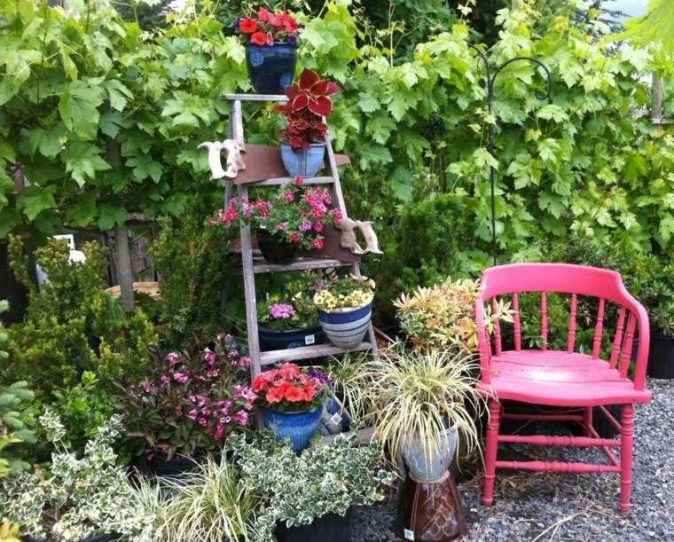 Aménagement Jardin Shabby Chic En 46 Idées Pour Le Printemps. Garden  DecoGarden ...