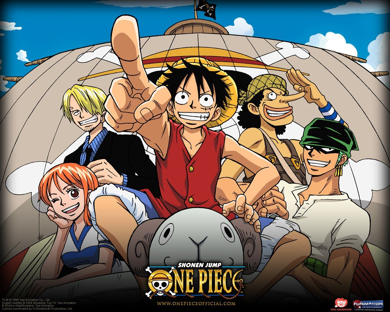 One Piece  One of the top three that I actually enjoy  I