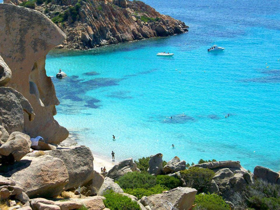 Cala Corsara #Sardinia #Sardegna