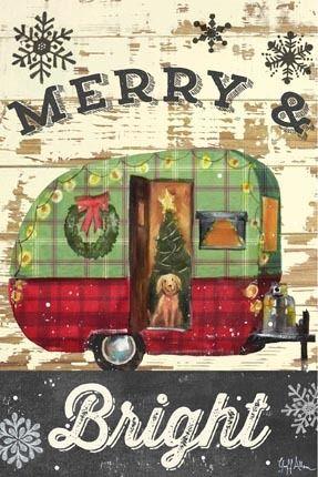 Christmas Plaid Trailer Vert By Geoff Allen Ruth Levison Design Christmas Art Christmas Pictures Christmas Illustration