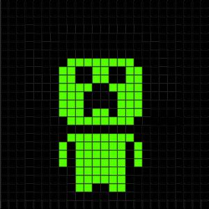 Pixel Art Facile Minecraft