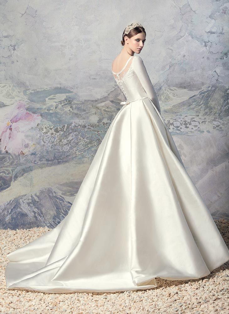 11++ Princess cut wedding dress long sleeve ideas in 2021