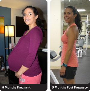 Can You Get In Shape While Pregnant Pin On Workout