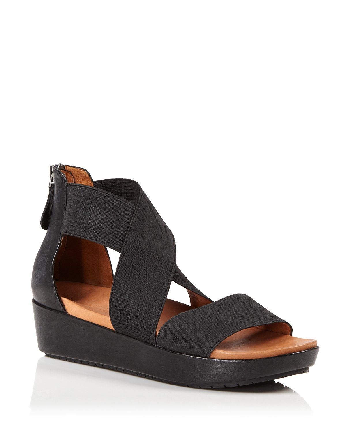 0ab7cd3deae Gentle Souls Platform Sandals - Josie