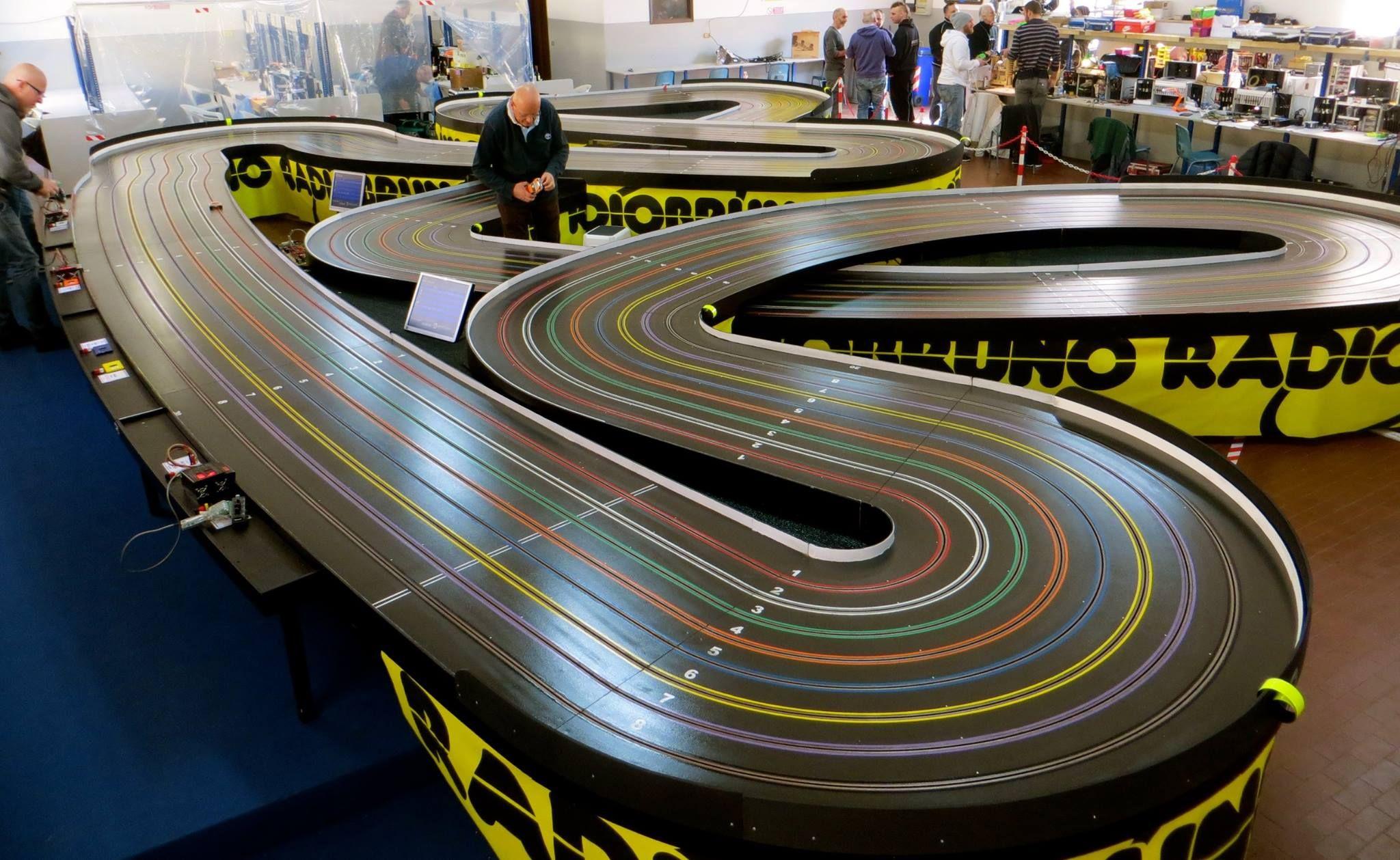 Tuscany Slot Club Slot Car Raceways Slot car racing