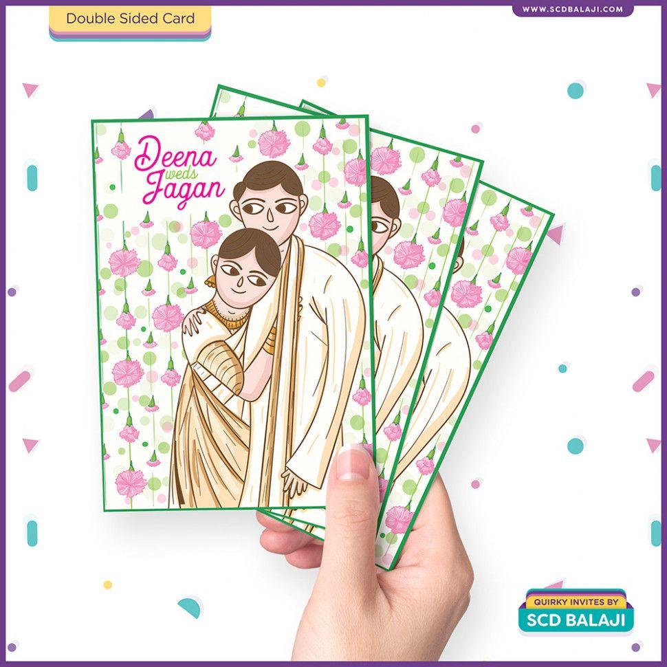 Kerala Hindu Wedding Card Matter In Malayalam Christian Wedding Invitations Hindu Wedding Cards Wedding Invitation Card Design