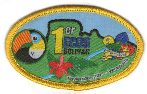 1er Ecos Bolivar. Noviembre 2013.