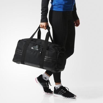 beae6b85ec ADIDAS: 3-Stripes Performance Team Bag Small - BLACK | FREE SHIPPING ...