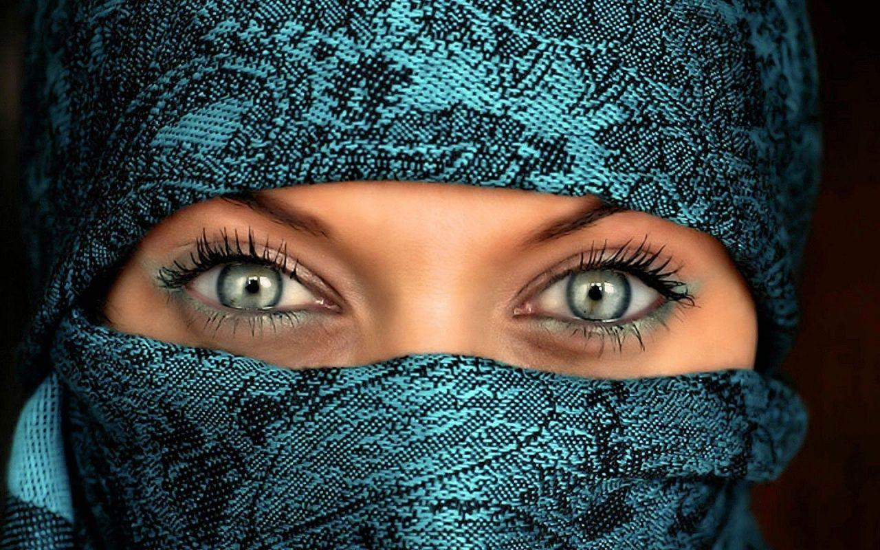 Beautiful muslim women beautiful eyes with hijab hd wallpapers