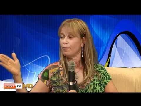 Comida Vegetariana Com Regina Czeresnia no Ampla Visão - JustTV - 12/11/10