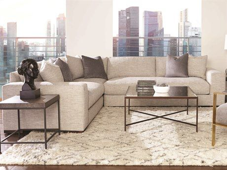 Rowe Furniture Maddox Sectional Sofa In 2019 Sofas Sectional