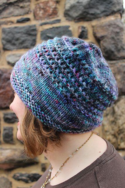 Walking in Memphis pattern by Laura Linneman | Knitting ...