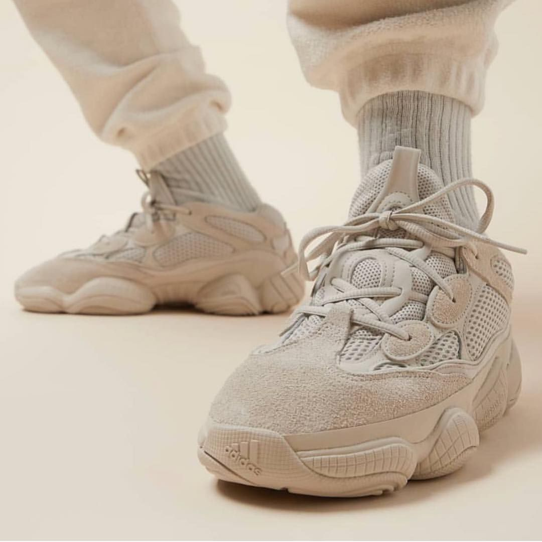 separation shoes ccfed b3a29 Who copped? #yeezy #yeezy500 #yeezyboosy #blush #adidas ...