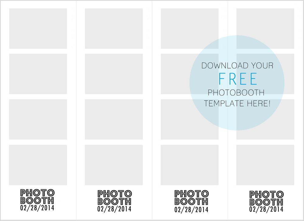 Nice Pobooth Templates Images Gallery Nice Darkroom Booth Templates