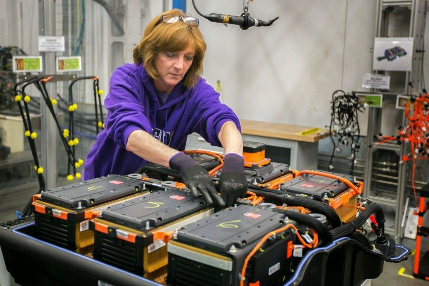 GM's Brownstown Battery Assembly Plant to build battery