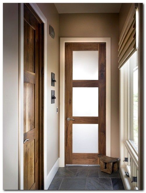50 Contemporary Modern Interior Door Designs For Most: 50+ Ideas Modern Door For Minimalist (With Images)