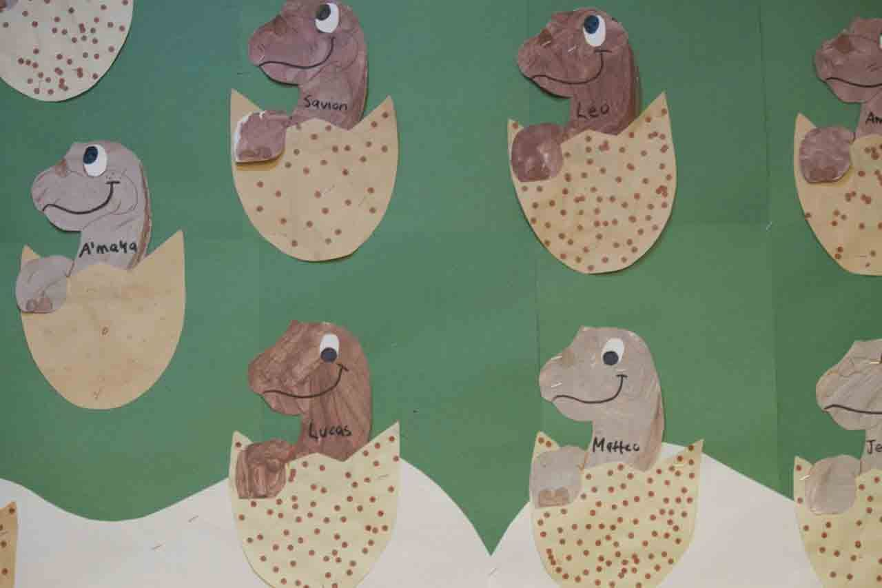Dinosaur Art Projects