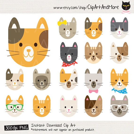 Cute Grey Tabby Cat Head Cat Clipart Cat Icons Cute Icons Png Transparent Clipart Image And Psd File For Free Download In 2021 Cat Icon Cat Background Hand Painted Cat