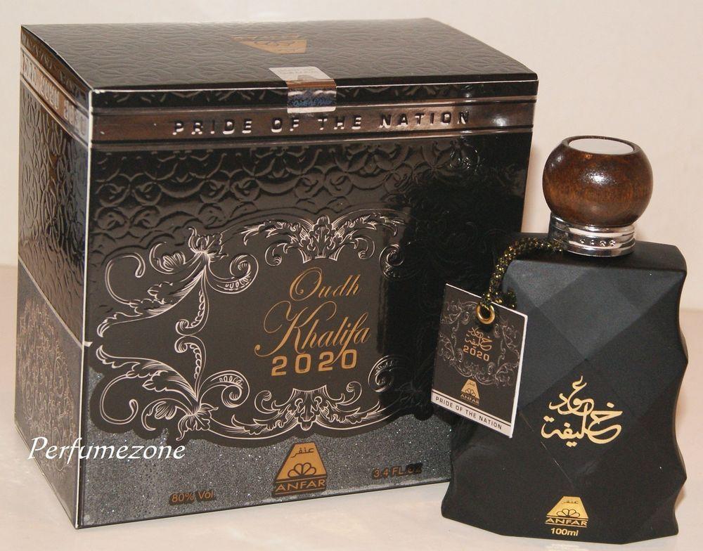 Brand New Arabian Perfume Oudh Khalifa 2020 Men S Perfume Very