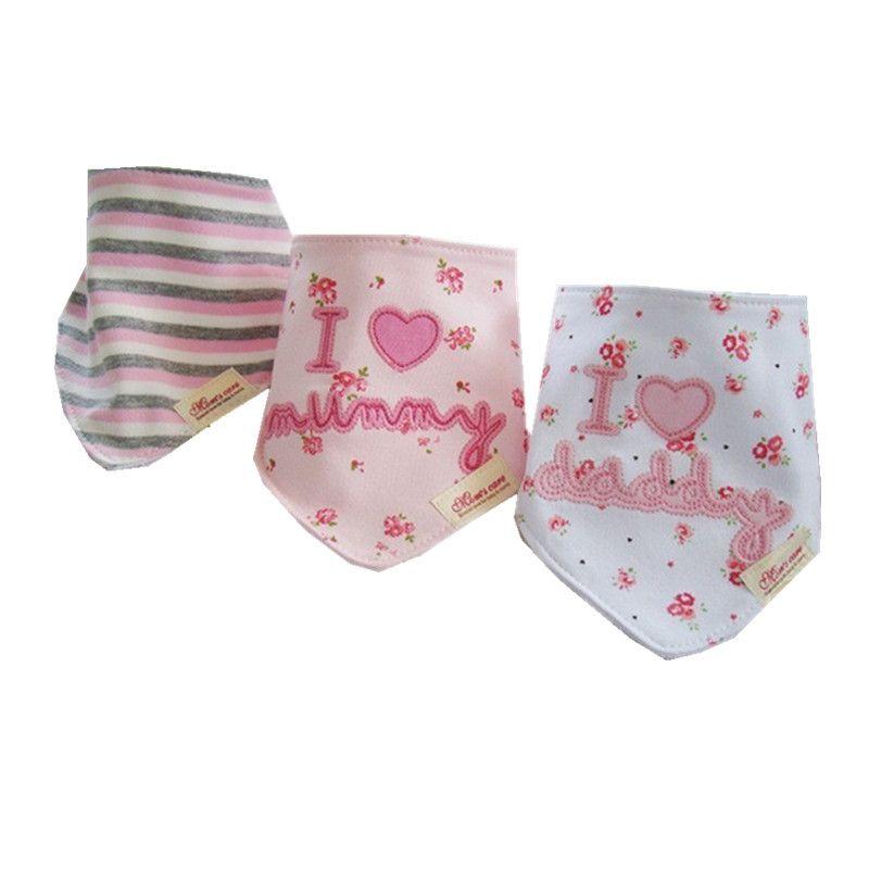 2017 Baby Bibs Clothing Babador Bavoir Bandana Bibs Baberos Bebes Moms Care Baby Boy Girl Bib For Children Towel Scar Perawatan Bayi Bayi Laki Laki Pakaian Ibu