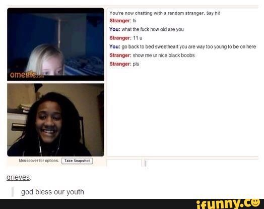 Omegle pictures tumblr