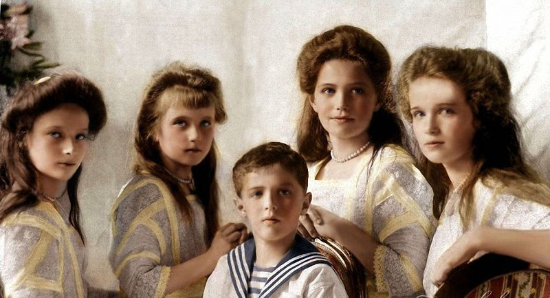 The Life of The Royal Family / Last Russian Emperor (33 pics)