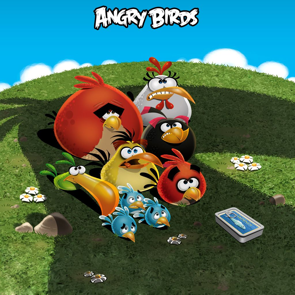 Wallpapers Angry Birds Wallpaper Angry Birds Festa Angry Birds