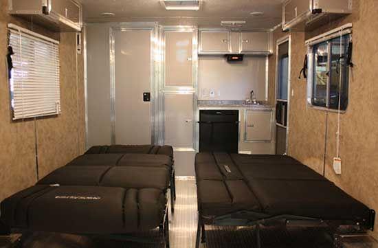 VRV - Versatile Recreational Vehicle - Cargo / Camping