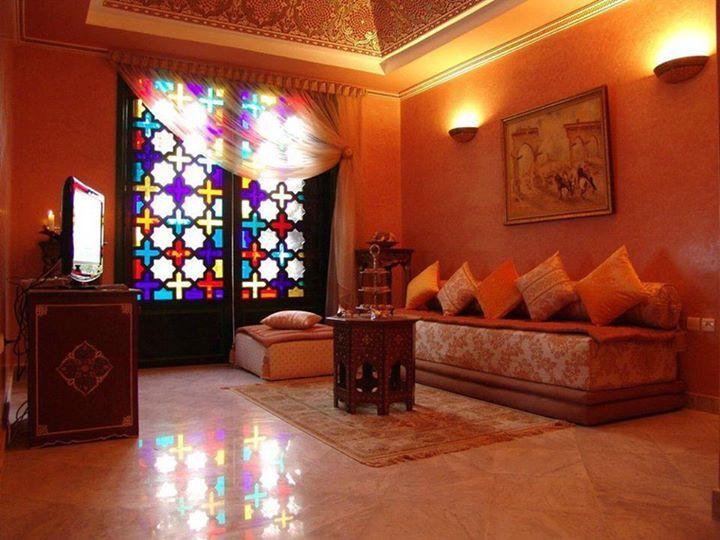 Agreable Salon Marocain Moderne Richbond