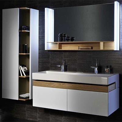 meuble salle de bains jacob delafont terrace petite salle de bain en 2019. Black Bedroom Furniture Sets. Home Design Ideas